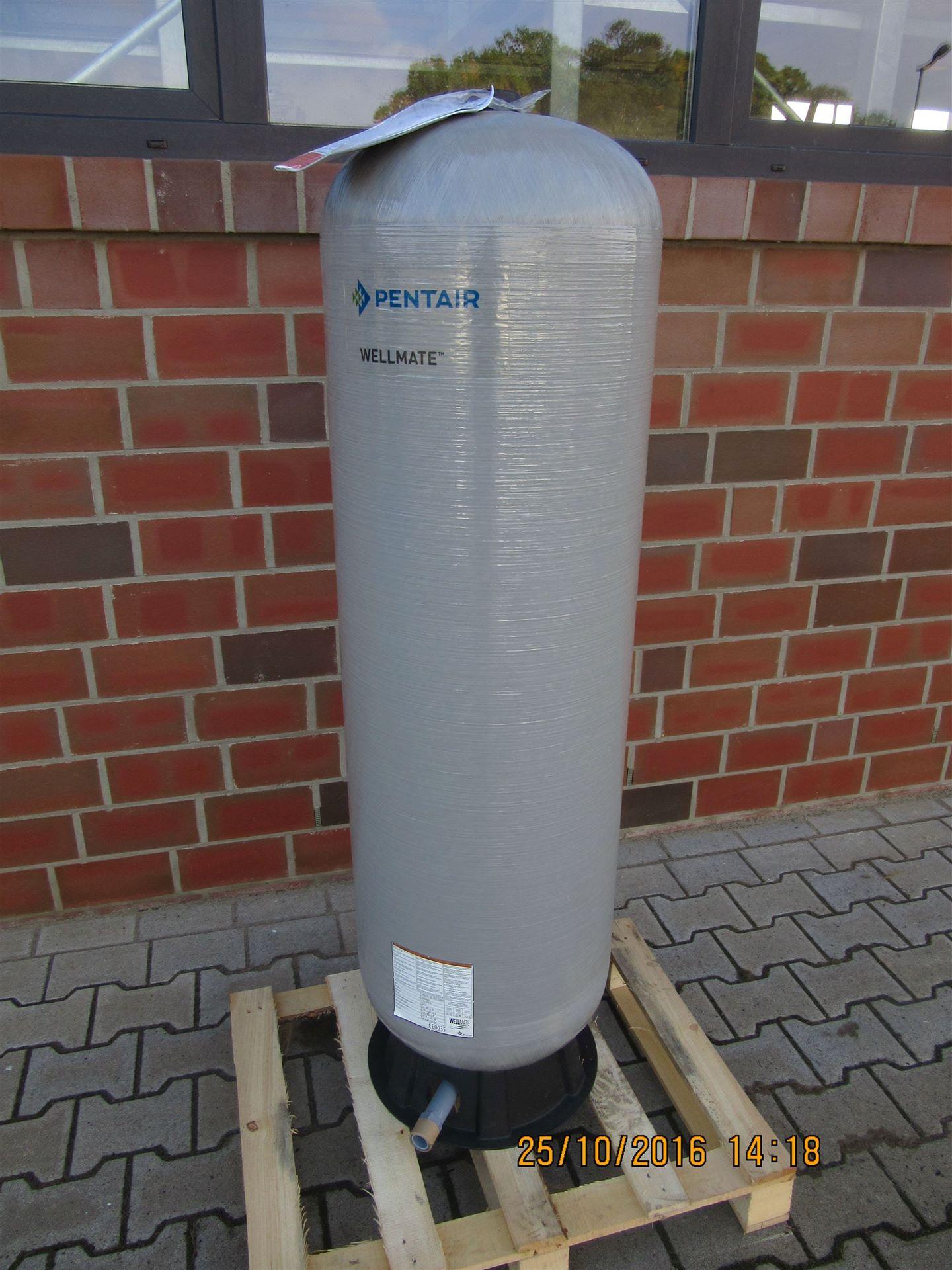 Druckbehälter Wasser